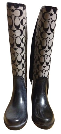 Coach Signature style Boots