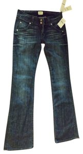 Hudson Jeans Medium Wash New Sexy Boot Cut Jeans-Medium Wash