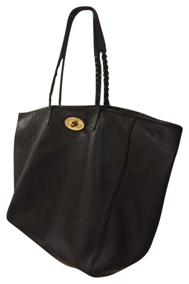 Mulberry Medium Dorset Black Leather Tote - Tradesy 2464be7f9b7f4