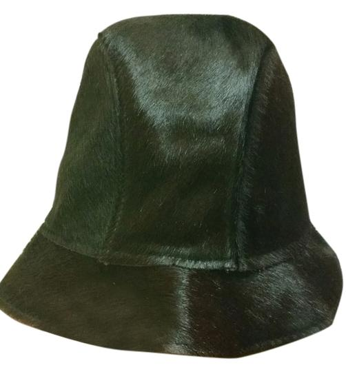 Preload https://item2.tradesy.com/images/dark-brown-and-real-pony-hair-fedora-hat-5622646-0-0.jpg?width=440&height=440