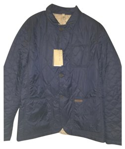 Burberry Men's Brit Reversible Quilted Military Jacket
