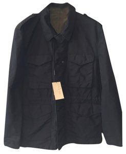 Burberry Mens Reversible X-large Military Jacket