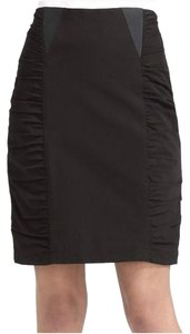Nanette Lepore Women 8 M Medium Skirt black