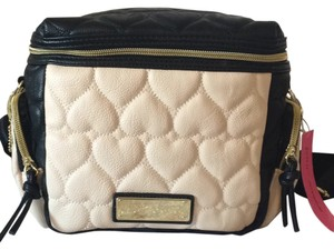 Betsey Johnson Be Mine Quilted Hearts