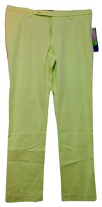 Mossimo Supply Co. Skinny Pants Spring Yellow/Green