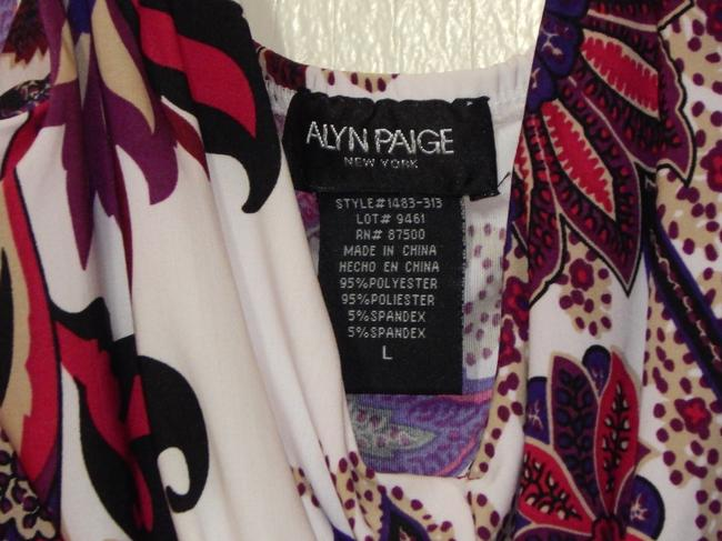 Multi-Floral Maxi Dress by Alyn Paige
