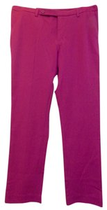 Mossimo Supply Co. Capri/Cropped Pants Magenta