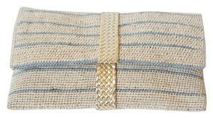 Mar Y Sol Designer Designer Whitney Handcrafted dove Clutch