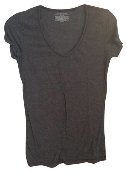Victoria's Secret T Shirt Dark Gray