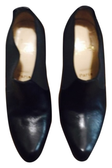 Item - Blac Ankle Booties Wedges Size US 8 Regular (M, B)