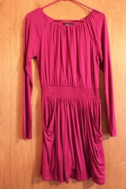 Preload https://item4.tradesy.com/images/forever-21-long-sleeve-night-out-dress-size-8-m-5628-0-0.jpg?width=400&height=650