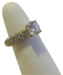 Victoria Wieck Victoria Wieck Absolute Diamond Solitaire Ring Size 8
