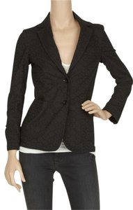 See by Chloé Embroidered Blazer Black Jacket