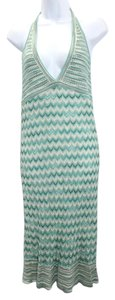 M Missoni short dress M Halter Knit on Tradesy