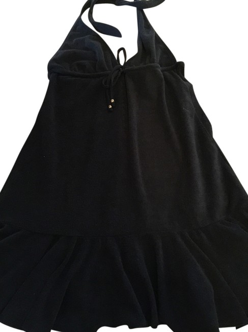 Item - Black Dress/Coverup Cover-up/Sarong Size 4 (S)