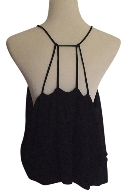 Item - Blac Criss Cross Strappy Back Tank Top/Cami Size 8 (M)
