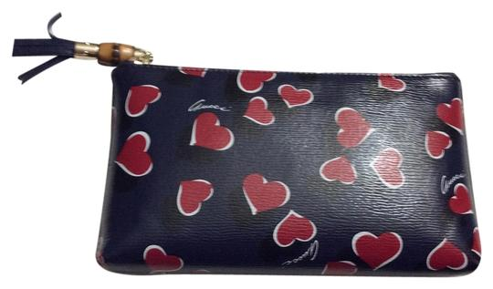Preload https://item2.tradesy.com/images/gucci-dark-blue-with-red-hearts-cosmetic-bag-5629621-0-0.jpg?width=440&height=440
