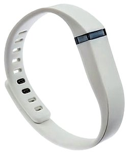 NEW White Replacement Band Bracelet for Fitbit Flex with Clasp Large L