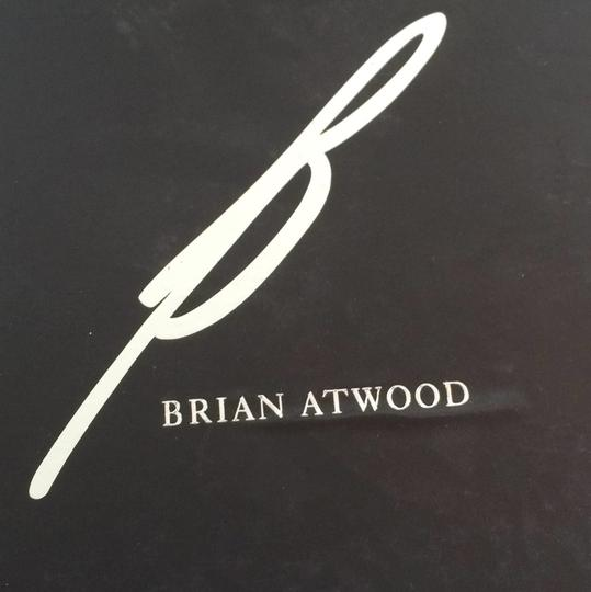 Brian Atwood Silver metallic Boots