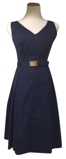 Preload https://item1.tradesy.com/images/prada-navy-blue-with-buckle-above-knee-cocktail-dress-size-10-m-5630155-0-0.jpg?width=400&height=650