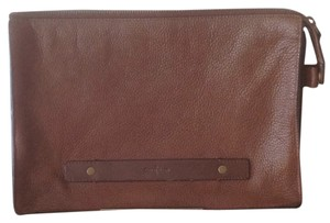 Cole Haan Brown Clutch