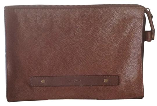 Preload https://item2.tradesy.com/images/cole-haan-none-brown-leather-clutch-5630761-0-0.jpg?width=440&height=440