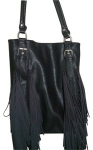 Free People Tote in Black