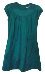 Calypso St. Barth short dress Teal on Tradesy