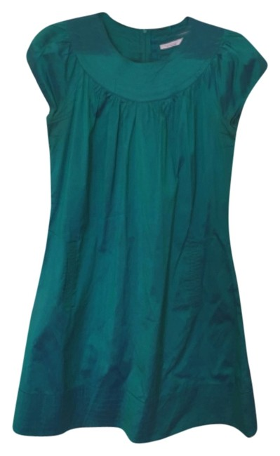 Preload https://item2.tradesy.com/images/calypso-st-barth-teal-above-knee-short-casual-dress-size-8-m-5631151-0-0.jpg?width=400&height=650