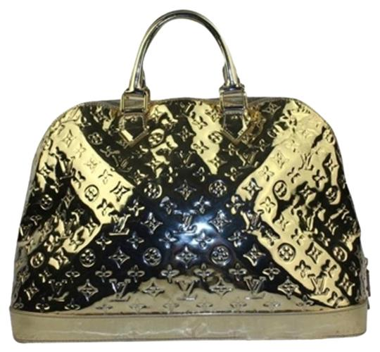 Preload https://item2.tradesy.com/images/louis-vuitton-satchel-gold-5631211-0-3.jpg?width=440&height=440