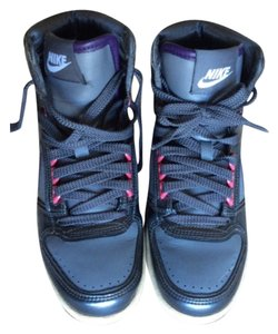 Nike Grey/purple and pink Athletic