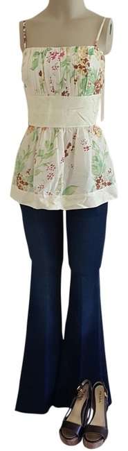 Plenty by Tracy Reese Top Multi Floral