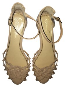 Jessica Simpson Flat Sandal powder nude Sandals