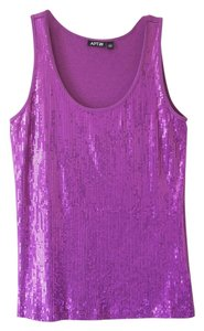 Apt. 9 Sequin Top Hot Pink