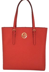 Michael Kors New With Tags Nwt Saffiano Tote in Orange