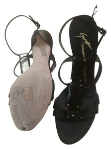 Vicini White, Black, Gold, Silver Sandals