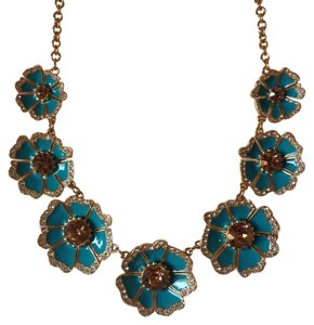 Kate Spade Floral Necklace