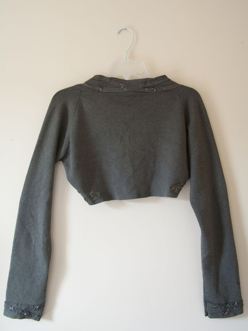 DKNY Jewel Ribbon Sweater