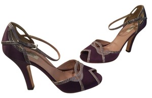 Prada Purple Sandals