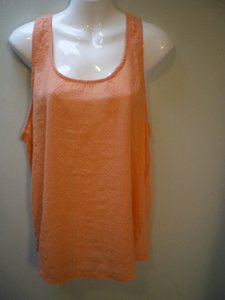 Lucky Brand Top peach