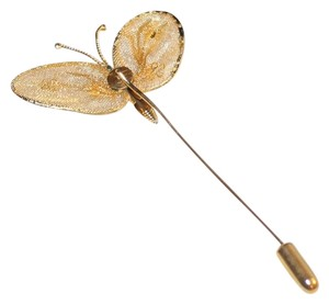 Beautiful Butterfly Stick Pin