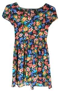Bloomingdale's short dress Floral on Tradesy