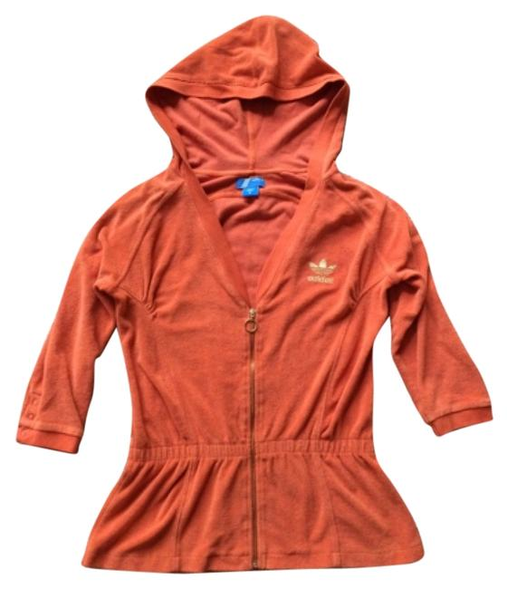 Preload https://item4.tradesy.com/images/adidas-orange-terry-hooded-34-sleeve-zip-up-activewear-top-size-8-m-29-30-5634208-0-0.jpg?width=400&height=650