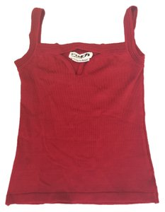Rush Top Deep Red