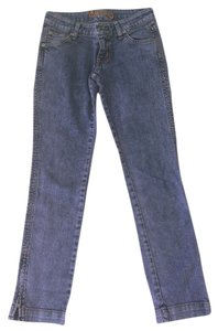 Carmar Straight Leg Jeans-Light Wash