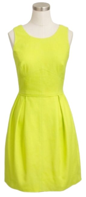J.Crew short dress Kiwi on Tradesy