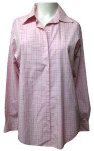 Brooks Brothers Cotton Shirt Pink Button Down Shirt
