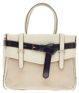 Reed Krakoff Leather White Tote