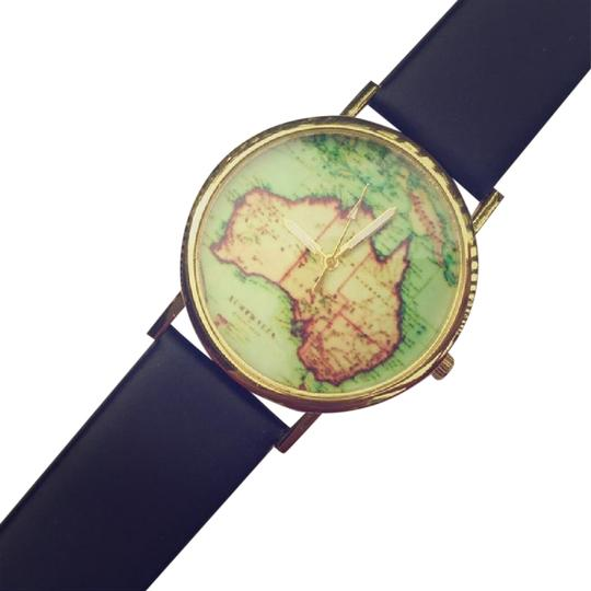 Other Cool Map Style Watch