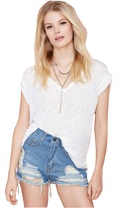 Nasty Gal Cut Off Shorts